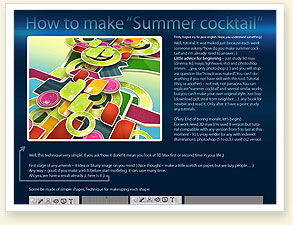 How to make Summer Cocktail